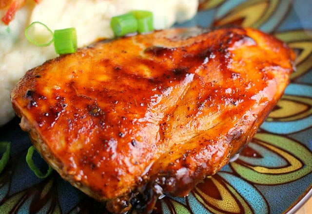 Barbekü soslu tavuk tarifi