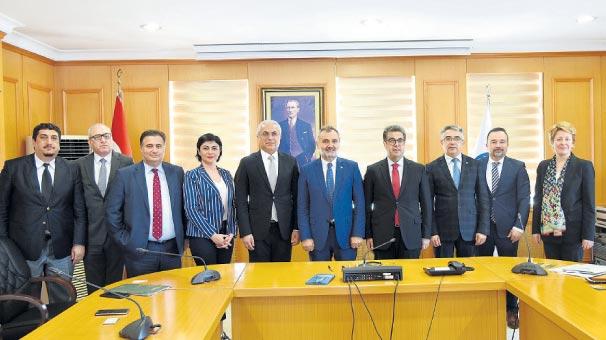 Doğa & Marmara  inovasyon işbirliği