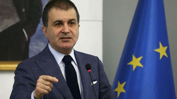 AB Bakanı Ömer Çelik: Vize  ile ilgili çalışmayı tamamladık