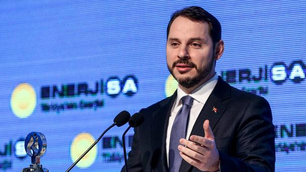 Bakan Albayrak: Yatırımların rahatça yapılabilmesi için tüm adımları attık