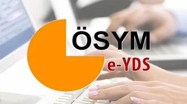 e-YDS sınav giriş belgeleri açıklandı! e-YDS sınav giriş belgesi nasıl alınır?