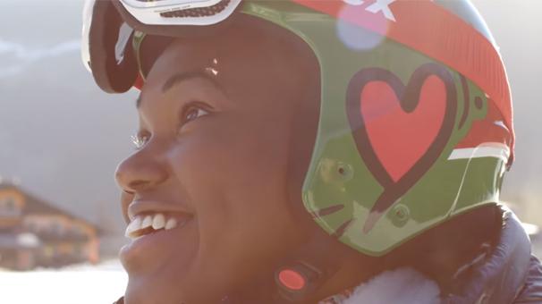 Kenyalı kayakçı olimpiyatlarda ülkesini temsil etmek için para topladı