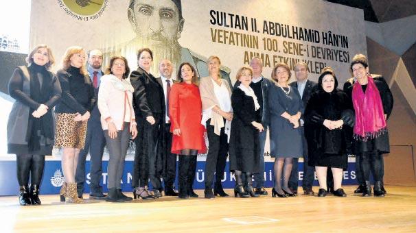 Abdülhamid'in torunları 12 yıl sonra bir arada