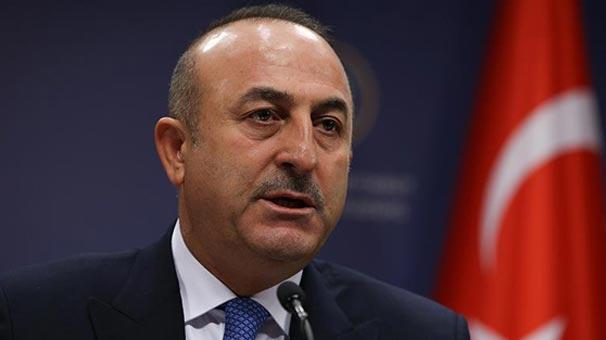 Bakan Çavuşoğlu'ndan harekat vurgusu