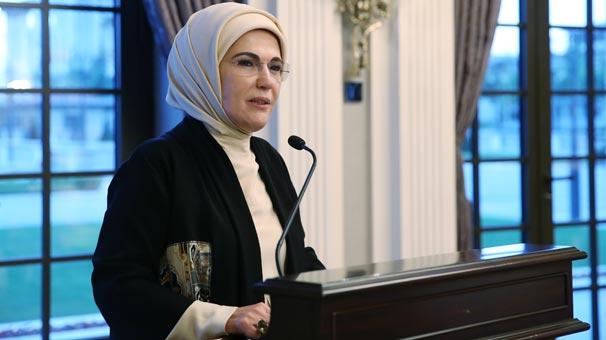Emine Erdoğan'dan Sıfır Atık Projesi'ne destek çağrısı