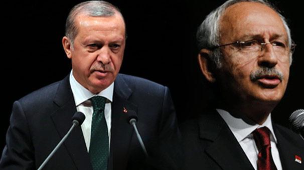 Erdoğan'ın Kılıçdaroğlu'na açtığı 1.5 milyon TL'lik davanın duruşması başladı