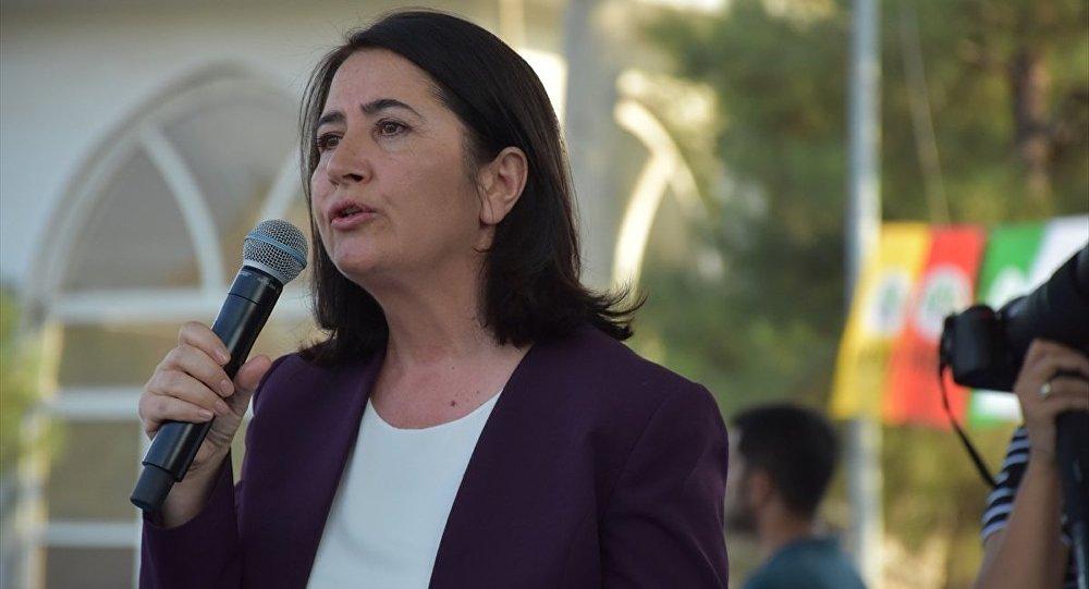 HDP Eşbaşkanı Serpil Kemalbay dahil 17 kişi hakkında gözaltı kararı verildi