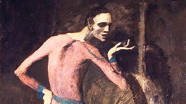 Picasso'yu  vermiyor
