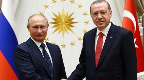 Putin Ve Ruhani ile görüştü