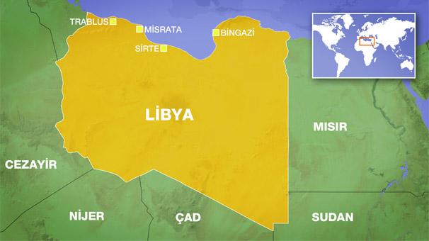 Son dakika... Libya'da camide patlama