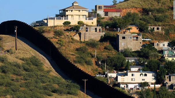 Trump'ın Meksika sınırına duvar bütçesi açıklanıyor