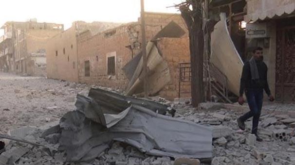 İdlib'de sivillere korkunç saldırı: 9 ölü, 14 yaralı