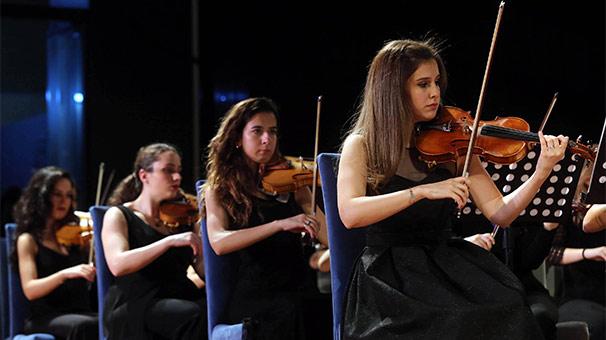 Ankara'da 'Senfonik Türküler' konseri