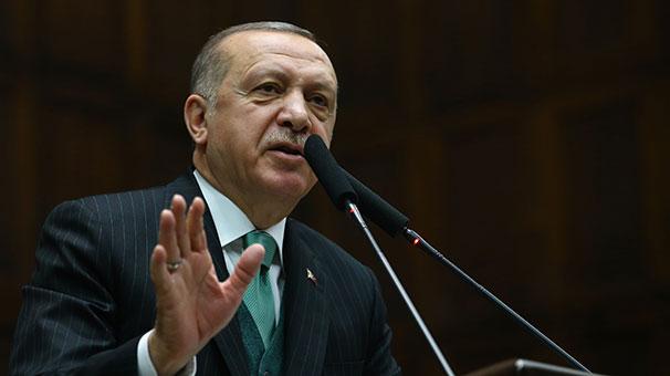 Cumhurbaşkanı Erdoğan'dan İlker Başbuğ için sert sözler
