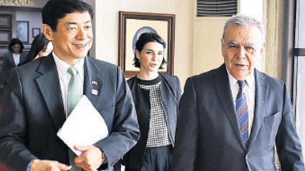 İzmir, Japon turistlerin cazibe merkezi olacak