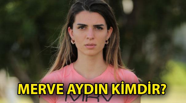 Merve Aydın kimdir? Survivor 2018 All Star...