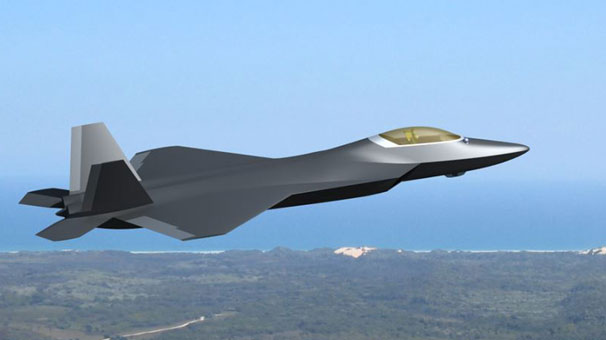 Milli savaş uçağı için mühendis seferberliği