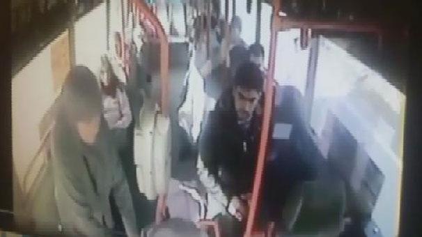 Otobüs şoföründen şehit annesine küstah yaklaşım