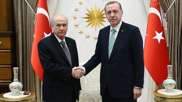 Son dakika: AK Parti-MHP ittifakı ile ilgili flaş gelişme!