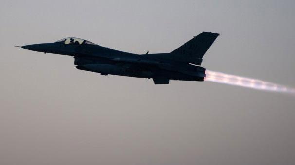 TSK açıkladı: Saldırı hazırlığındaki teröristlere hava harekatı düzenlendi
