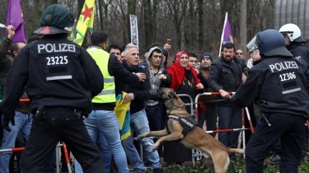 Almanya'da flaş PKK kararı! Resmen yasakladılar...