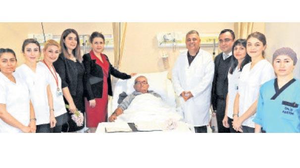 Çeşme Devlet'ten hastalar memnun
