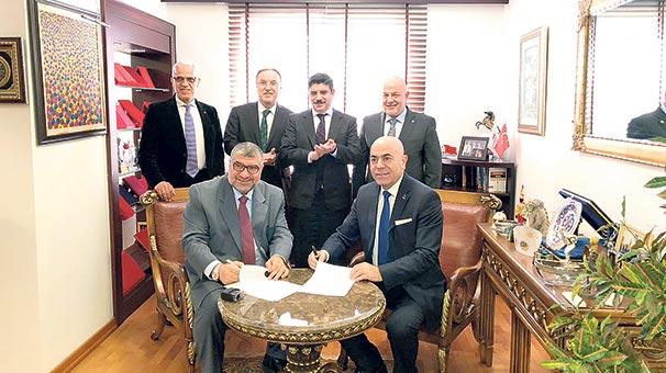 Jeotermalde Katarlı CNG ile işbirliği imzası