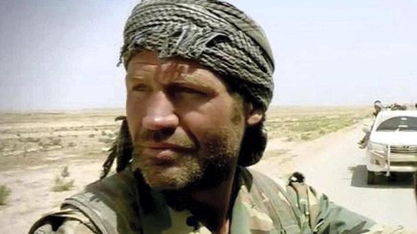 PYD/PKK'ya katılan İngiliz hakim karşısında