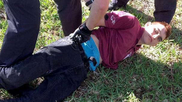 Son dakika... ABD'yi sarsan katliam! Lisede 17 kişiyi öldüren saldırgan yakalandı