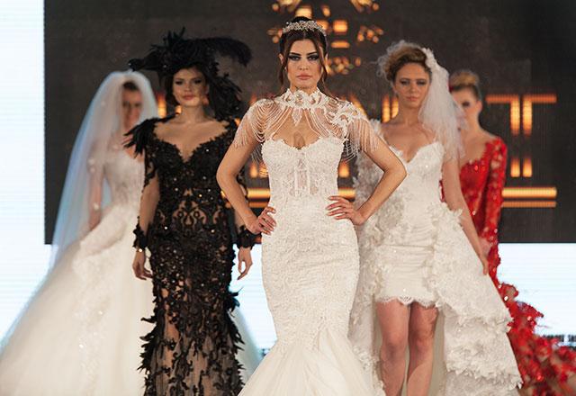 Gelin Damat Fashion Day 18'den önce gelinlik almayın