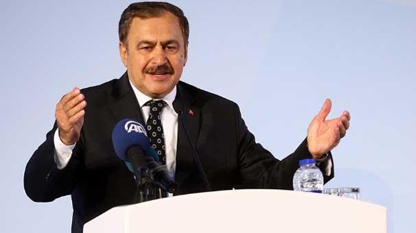 Bakan Eroğlu: Suriye'deki mevzi ve yol yapım çalışmaları sürüyor