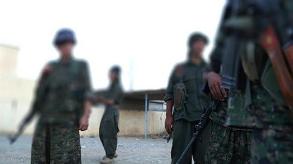 PYD/PKK Arap kızlarını zorla silah altına alıyor