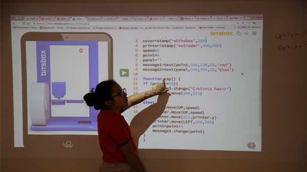 ide okulları eğitim teknolojileri alanında farklı bir deneyim sunuyor