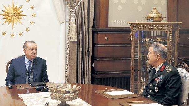 Erdoğan'dan Türk-İş'e ziyaret