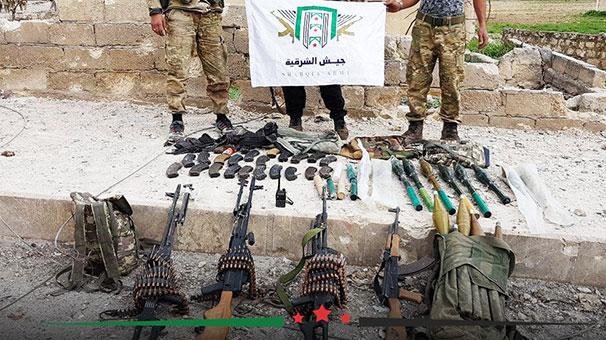 Son dakika... Afrin'den kaçış başladı! Cinderes düştü...
