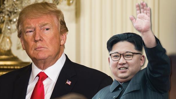Son Dakika: Tarihi anlar! Trump ve Kim Jong-un bir araya gelecek