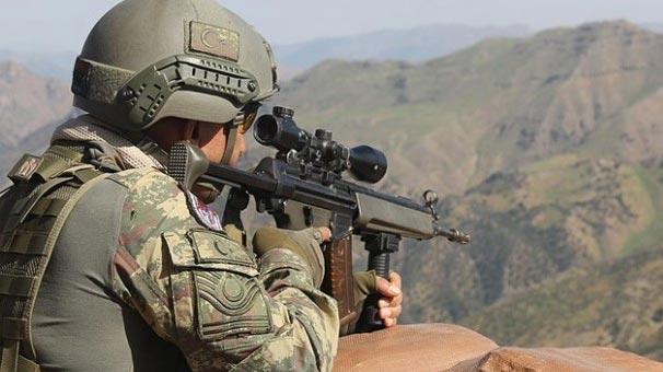 Son dakika... TSK'dan PKK'ya ağır darbe! Biri lider, tam 18 terörist...
