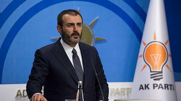 AK Parti Sözcüsü Mahir Ünal'dan flaş ittifak açıklaması