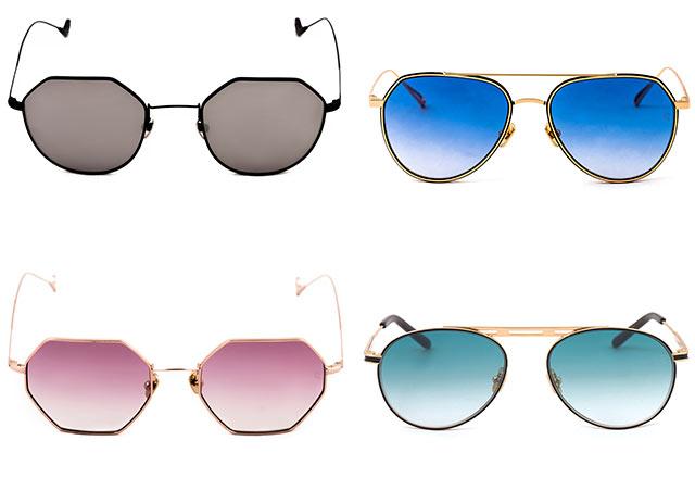 Güneş gözlüklerinde 60'lar geri dönüyor