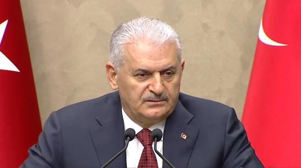 Başbakan Yıldırım: Türkiye-ABD ilişkileri kişilere bağlı değildir
