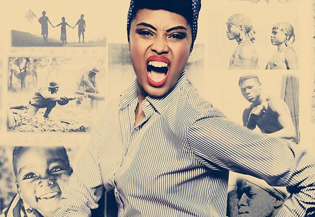 Fransız pop-soul divası Imany İzmir'de
