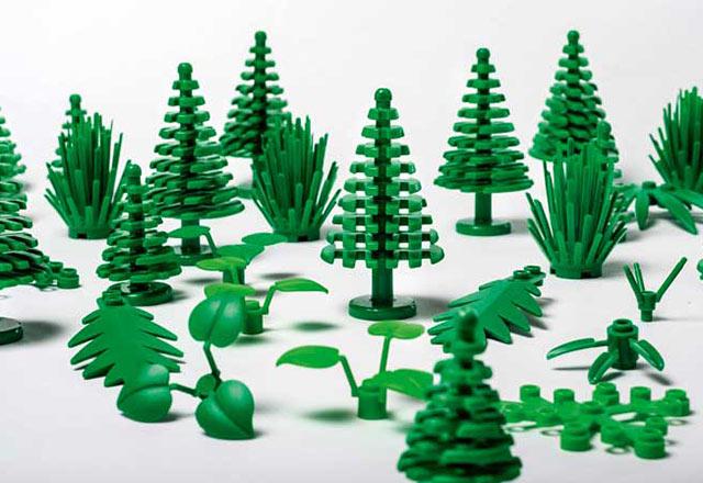 LEGO® doğa dostu serisiyle farkını ortaya koymaya hazırlanıyor