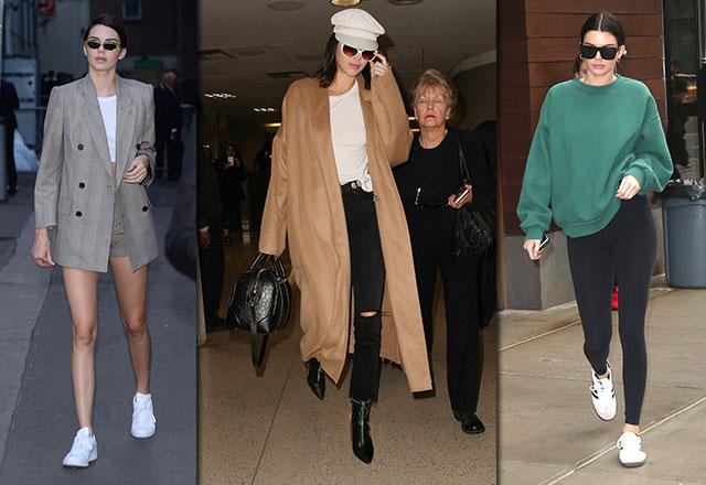 Sokak stili: Kendall Jenner
