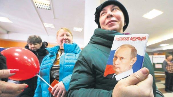 Rusya'nın 'modern Çar'ı