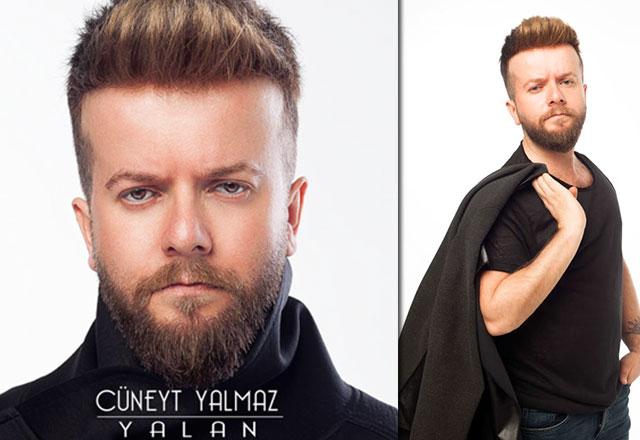 Cüneyt Yalmaz ikinci single'ı ile müzikseverle buluşuyor