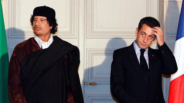 Son dakika... Dünyayı çalkalayan haber! Sarkozy gözaltında...