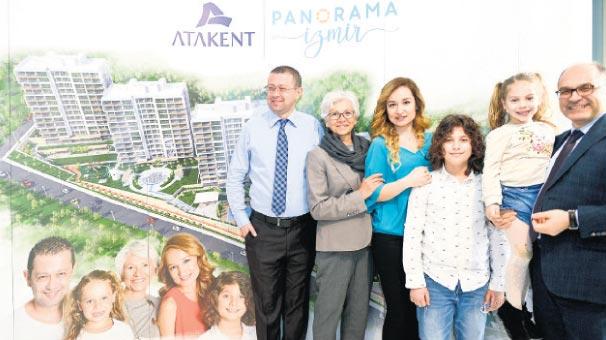 Ataseven, İzmir'e ilk adımı atıyor