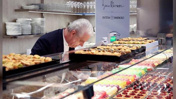 İtalyan pastacı Iginio Massari'den pastane devrimi