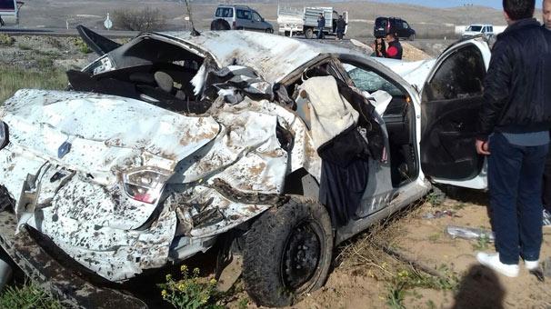 Son dakika: Malatya'da feci kaza! Ölü ve yaralılar var