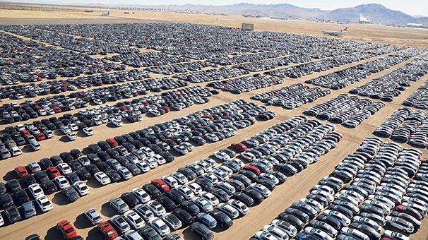 74 Milyar Dolarlık Araba Mezarlığı Son Dakika Haberler